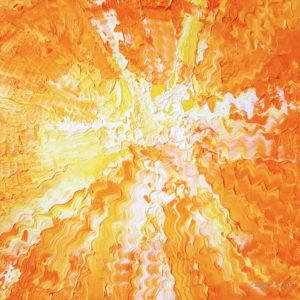 Energiebild Mandala Urkraft